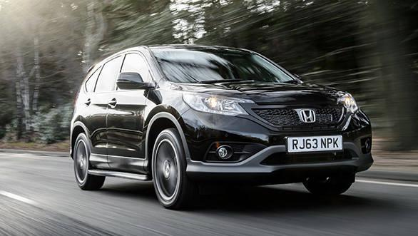 Honda-CR-V-Black