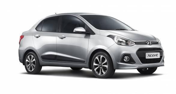 Hyundai Xcent sedan