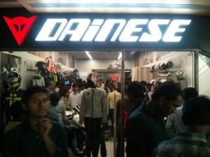 Dainese opens Indian outlet in Bengaluru