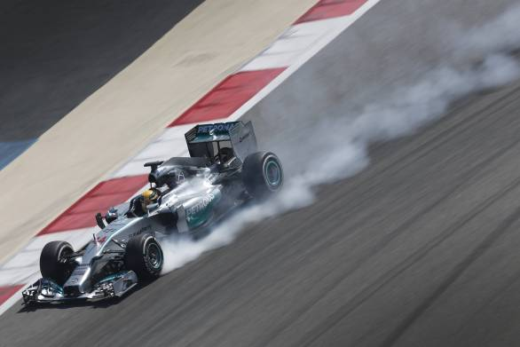 Mercedes looks like they are the team to beat in 2014