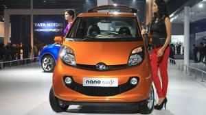 Auto Expo 2014: Tata previews Nano diesel design with Twist Active Concept