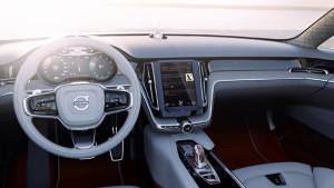 Volvo to introduce new in-car system at Geneva