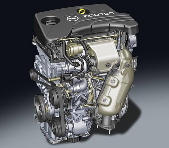 General Motors' 1.0-litre Ecotec engine