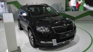 2014 Skoda Yeti facelift to be launched in India on September 10