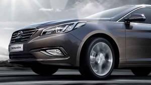 2015 Hyundai Sonata image gallery