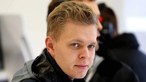 Magnussen managed to raise the eyebrows when he topped a day during Jerez tests, he would be the driver to watch out for