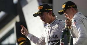 F1 2014: Rosberg wins Australian GP