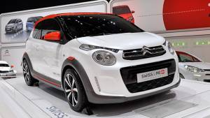 2014 Citroen C1 UK prices and variants announced