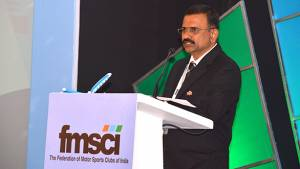 J Prithiviraj elected president of the FMSCI