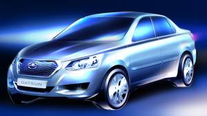 Datsun to enter Russia with a GO based sedan