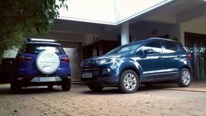 OD Garage: 2013 Ford EcoSport diesel fleet introduction