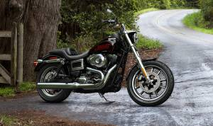 Harley-Davidson launches 2014 Dyna Low Rider and SuperLow 1200T in the US