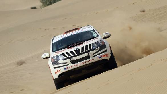 Sunny Sidhu and PVS Murthy - winners in the Extreme Category