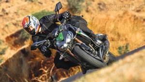 2014 Kawasaki Z1000 India first ride