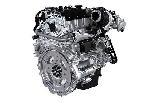 The Ingenium series of engines