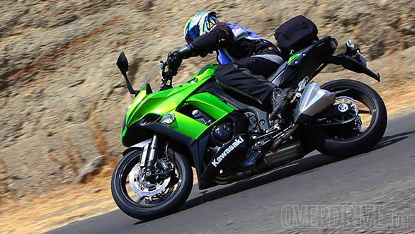 Kawasaki Ninja 1000 (3)
