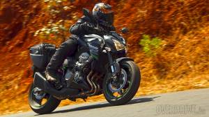 Kawasaki India denies CKD assembly of Z800