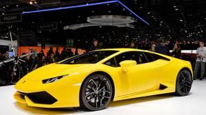 Geneva Auto Show 2014: Lamborghini Huracan details and images