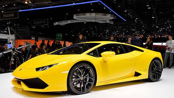 Lamborghini Huracan 2featured