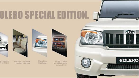 Mahindra-bolero-special-edition