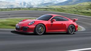 Porsche working on non-limited 911 R