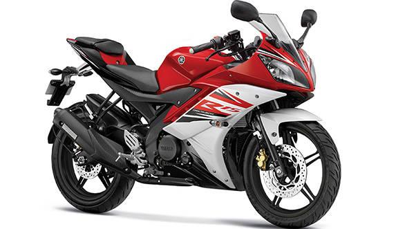 2014 Yamaha R15 V2.0 new colours