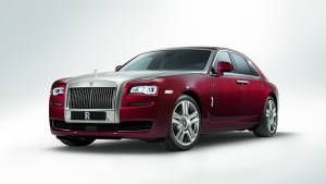 Rolls-Royce to launch Ghost Series II in India by November this year