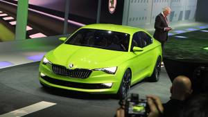 2016 Superb likely to be based on Vision C Concept