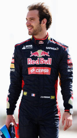 After loosing the Red Bull seat to his team mate, he has a strong point to make this season