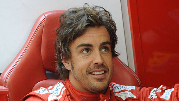 Ferrai will be hard at work not only developing their cars but maintaining parity among its drivers, Alonso will have to work hard to keep his number one status in the team this season
