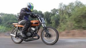 JCMoto Sun Chaser first ride