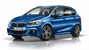BMW 2 Series Active Tourer to get the M-Sport package