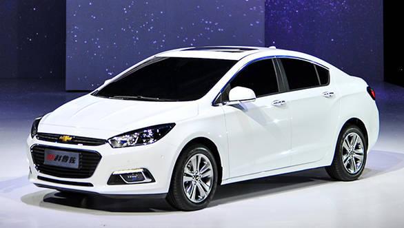 Chevrolet Cruze China