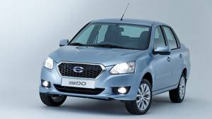 Datsun enters Russia with on-DO sedan