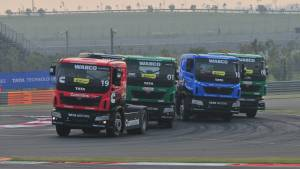 Turning trucks: What is the Tata Prima T1 Truck Racing championship all about?