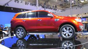 Beijing Auto Show 2014: Ford Everest Concept showcased