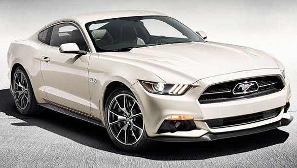 Ford Mustang 50 edition (4)