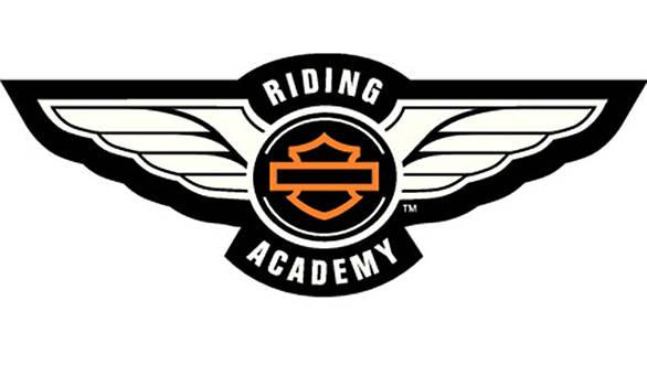Harley Davidson-Riding-Academy-Logo