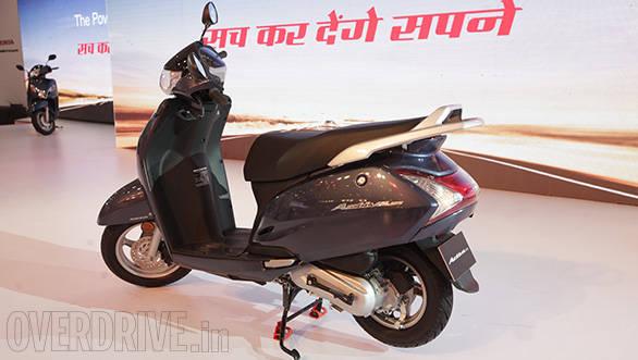 Honda Activa 125 (2)