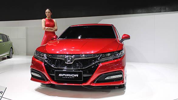 Honda Spirrior Concept