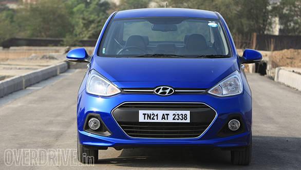 Hyundai Xcent petrol (5)