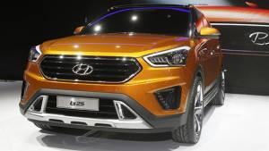 Beijing Auto Show 2014: Hyundai ix25 compact SUV concept unveiled