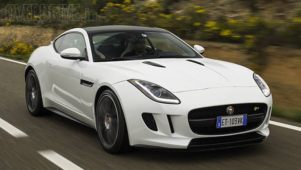 2014 Jaguar F-Type Coupe First Drive