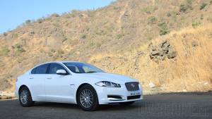 2014 Jaguar XF 2.0 Petrol Road Test image gallery and details