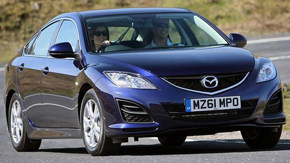 Mazda 6 2011 model