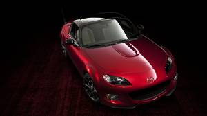 Mazda to unveil anniversary edition of MX-5 and new SkyActiv chassis at New York Auto Show