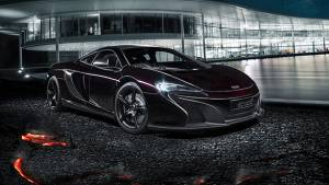 MSO showcases 650S Coupe Concept in China