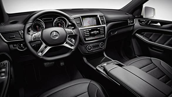 Mercedes ML63AMG 5