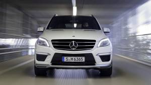 Mercedes-Benz to launch ML63AMG in India on May 15
