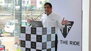 Vimal Sumbly quits Triumph India, headed to Harley-Davidson?